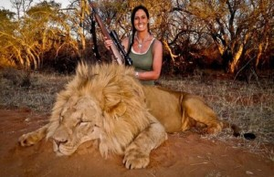 Trophy hunting's PR nightmare