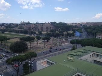 The FAO in Rome